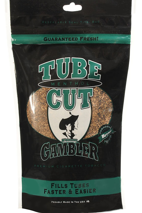 Gambler Tube Cut Men Medium Bag 3Oz