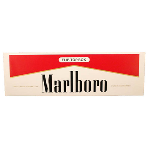 Marlboro Red Label Box FSC