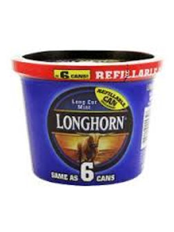 Longhorn Long Cut Mint 7.2 Minitub