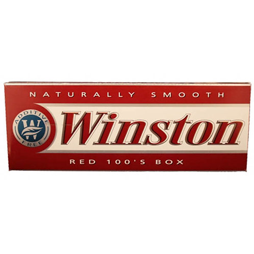 Winston Red 100 Box FSC