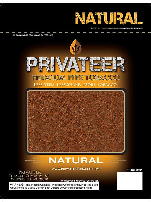 Privateer Pipe Tobacco Natural 16Oz