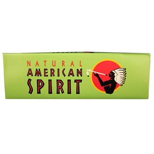American Spirit - Menthol Lime Box FSC