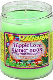 Smoke Odor Jar Hippie Love 13 Oz