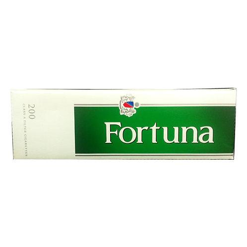 Fortuna Menthol Dark Green King Box FSC