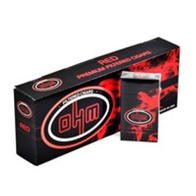 O H M Red Filter Cigars 10 Ctn