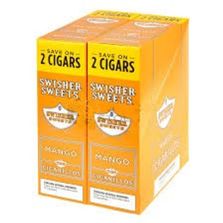 Swisher Sweet Cigarillo Mango 2/.99