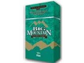 Big Mountain Mint Cigar 100