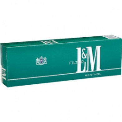 L & M Menthol Box FSC