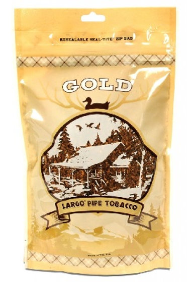 Largo Gold Pipe 6 Oz Bag