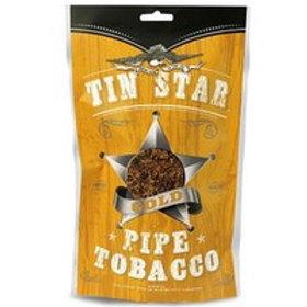 Tin Star Pipe Tobacco Gold 3 Oz