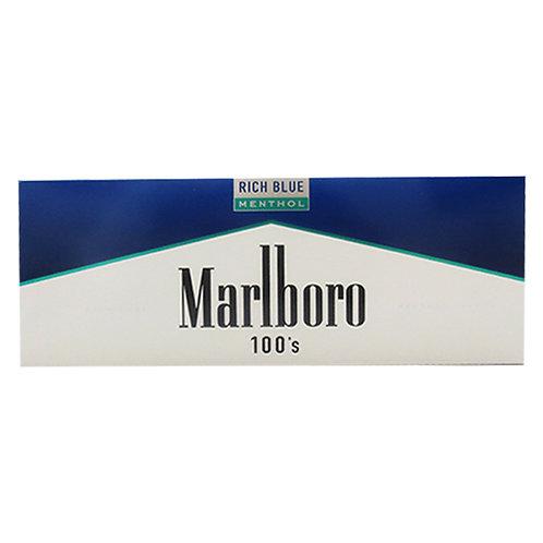 Marboro Menthol Blue 100 Box FSC