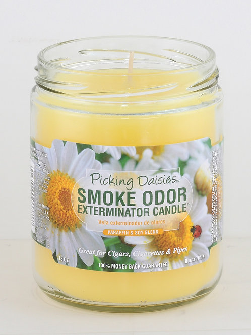 Smoke Odor Jar Picking Daisies 13Oz
