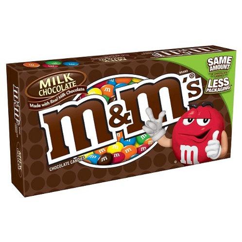 M & M's Plain