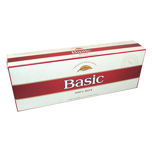 Basic Full Flavor 100 Box FSC