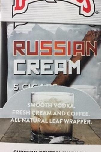 Backwoods Russian Cream 8/5 Pk