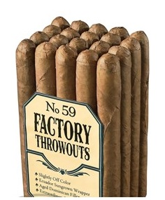 207740 - FACTORY THROWOUTS #59 BUNDLE 20