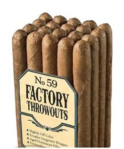 207740 - FACTORY THROWOUTS #59 BUNDLE 20
