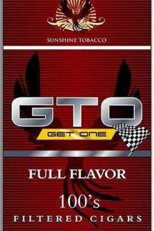 to Full Flavor Filter Cigar 100 10