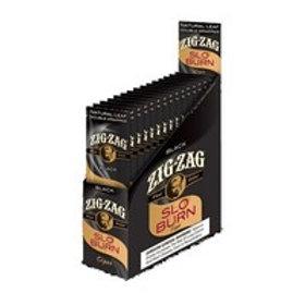 Zig Zag Slo Burn Cigar Black