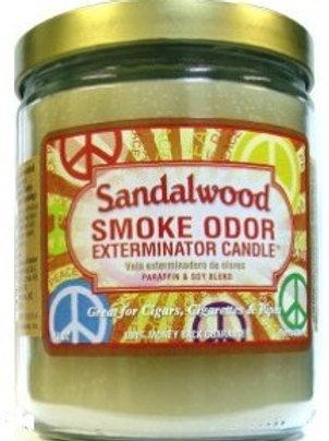 Smoke Odor Jar Sandalwood 13 Oz