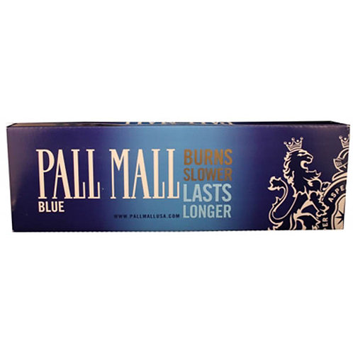 Pall Mall Blue Box FSC