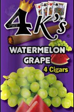 4 Kings Cigar Water Grape 4/.99