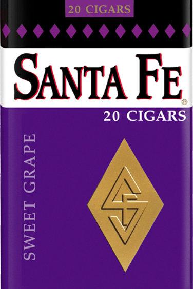 Santa Fe Grape Cigar 10 Ct