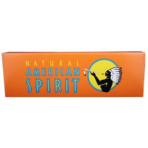American Spirit - Mellow Orange Box FSC