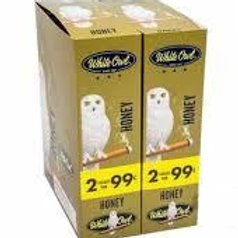 White Owl Cigar Honey 2/.99 30 Ct
