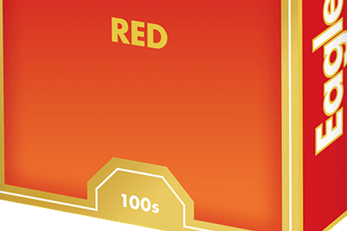 Eagles Red 100