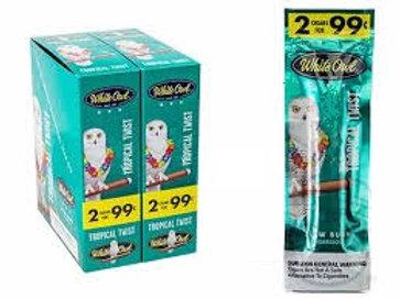 White Owl Cigar Tropical 2/.99 30
