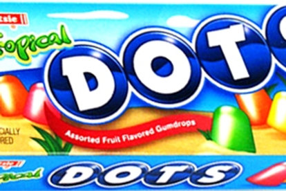Dots Tropical 6.5 Oz Theatre Box
