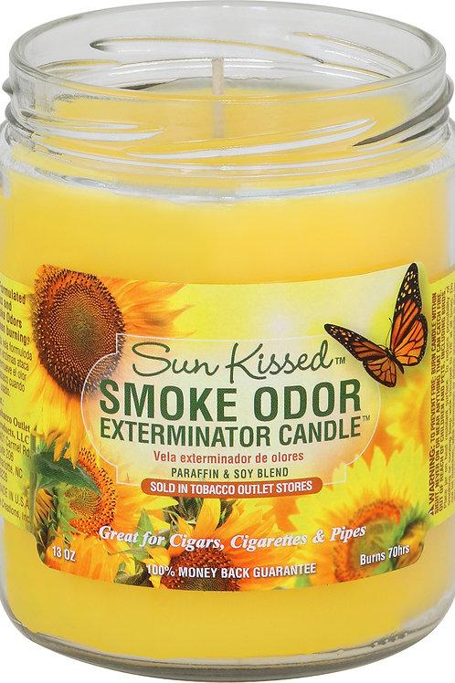 Smoke Odor Jar Sun Kissed 13 Oz