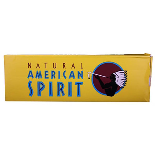 American Spirit Mellow Yellow Box FSC