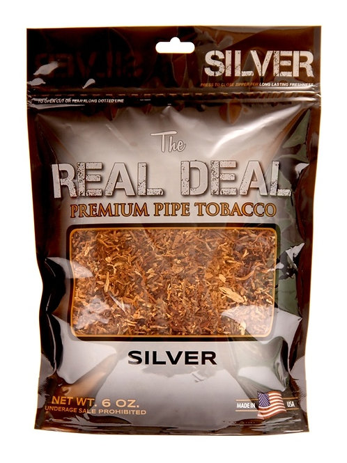 Privateer Pipe Tobacco Silver 6 Oz