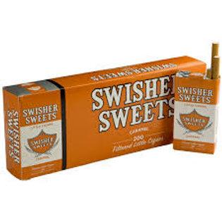 Swisher Little Cigar Caramel 10 Ct