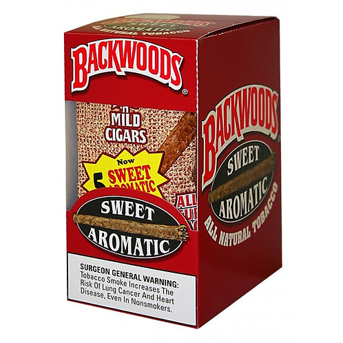 Backwoods Sweet Aromatic Red