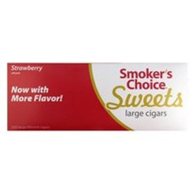 Smokers Choice Large Strawberry Swt