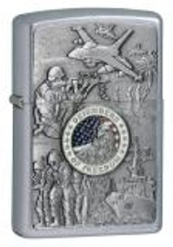 483617 - ZIPPO JOINED FORCES