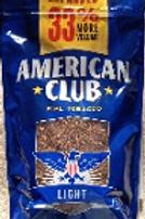 American Club Pipe Tob Blue 16 Oz