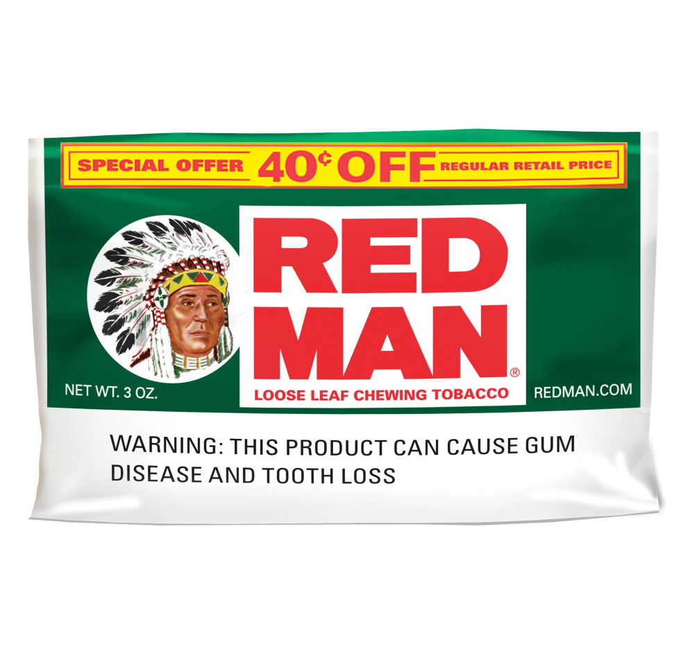 REDMAN TOBACCO $.40 OFF