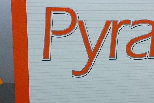 Pyramid Orange 100