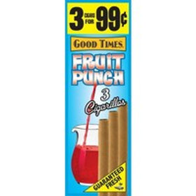 Good Times Cigar Fruit Punch 3/99