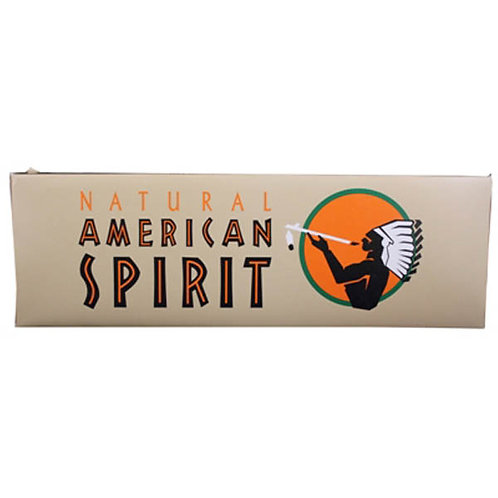 American Spirit - NonFilter Brown