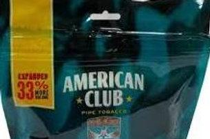 American Club Pipe Green 1.5 Oz Bag