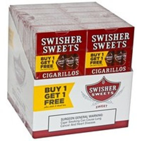 Swisher Sweet Cigarillo B1G1F 10/2