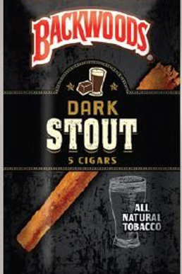 Backwoods Dark Stout Cigar 10/3 Pk