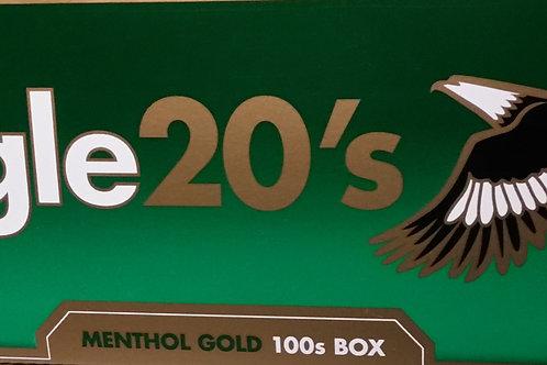 Eagles Menthol Gold 100