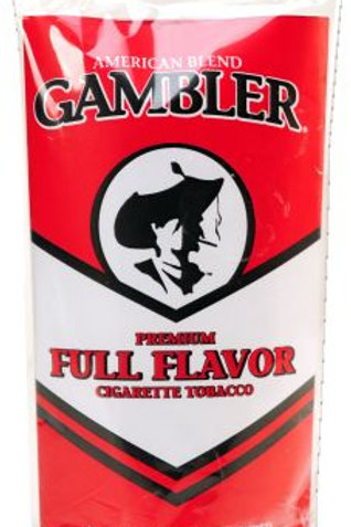 Gambler Pipe Tobacco Reg 1 Oz 12 Ct