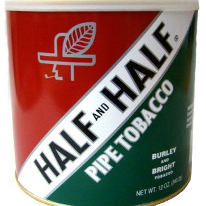 Half & Half Can 12 Oz